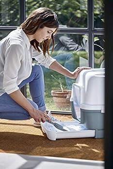Stefanplast Maison de Toilette pour Chat Cathy Confort 58 x 45 x 48 cm