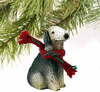 Bedlington Terrier Miniature Dog Ornament