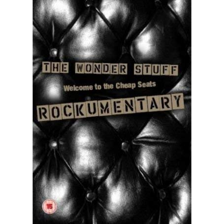 The Wonder Stuff - Welcome To The Cheapseats [Edizione: Regno Unito]