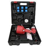 Pistola remachadora de tuercas, remachadora neumática, remachadora de aire automática, herramienta para la industria