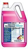 Expert Clean Floreale detersivo pavimenti profumato detergente manutentore concentrato - confezione : 4 taniche da kg.5