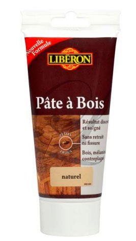 LIBERON Pâte à bois - Réparation du bois, Chêne moyen, 150g