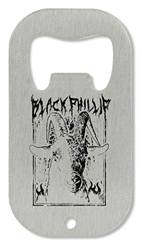 BakoIsland Black Metal Phillip 666 Flaschenöffner