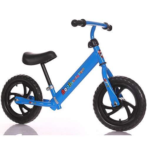 YSA Balance Bike - Das leichteste verfügbare Balance Bike - Kein Pedal Sport Trainingsrad Perfekt für Kinder 1 bis 5 Jahre Verstellbarer Lenker und Sitz