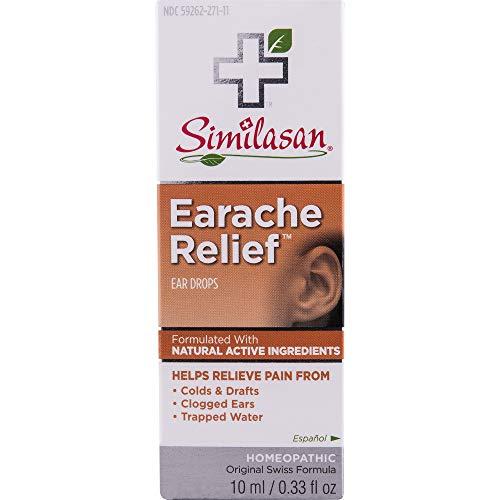 Similasan Earache Relief Ear Drops 10 ml