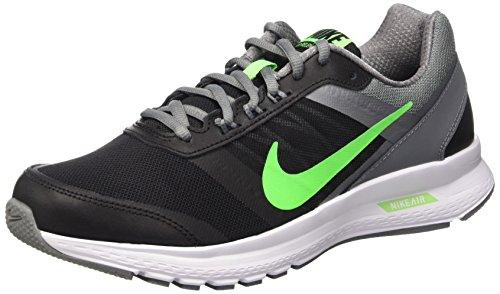 Nike Herren Air Relentless 5 Trainingsschuhe, Mehrfarbig - Multicolore (Noir/Vltg Green-Cl Gry-Blanc), 40 EU
