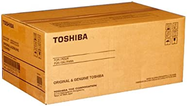 Toshiba T-FC28-C 6AK00000083 e-Studio 2330C 2830C 3530C 4520C Printers Toner Cartridge (Cyan) in Retail Packaging