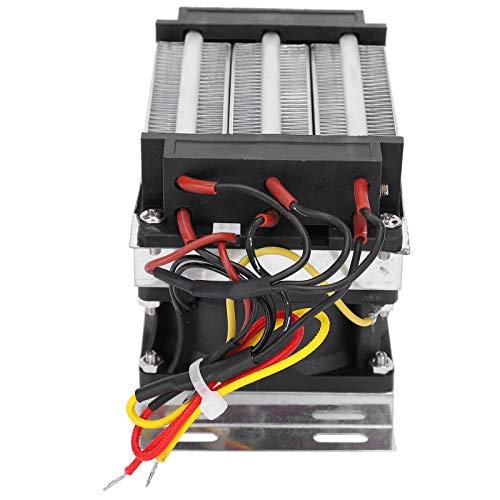 Calentador de aire de cerámica PTC AC220V Calentador de ventilador PTC Cerámica Cerámica Componente calefactor de cerámica Safty para purificador