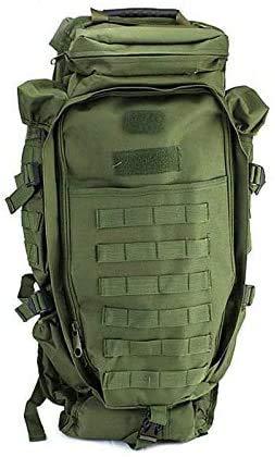 GEARDO Tactical Military Hunting Survival Fishing Airsoft Gear Gun Rifle Bag Backpack Case Black