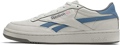 Reebok Revenge Plus Mu, Scarpe da Fitness Uomo, Multicolore (Tin Grey/Bunker Blue/Ash Grey/White 000), 40.5 EU