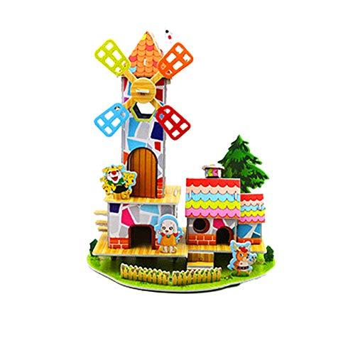 Gofeibao 3D Puzzle Puzzle 3D Puzzle for Adults 3D 3D Jigsaws Puzzle Kids 3D Puzzle 3D Puzzle for Adults 3D Puzzle Kids 3D Puzzle Adult b