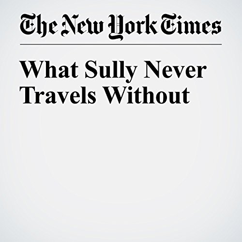 What Sully Never Travels Without audiobook cover art