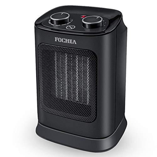 FOCHEA Calefactor Cerámico de Aire Caliente y Frio