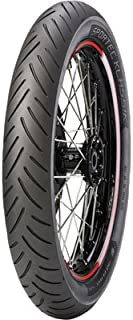 Metzeler Sportec Klassik Front Motorcycle Tire 110/70-17 (54H) for Kawasaki Ninja 250 EX250F 2008-2012