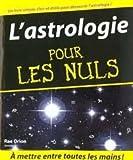 L'Astrologie pour les nuls - First - 14/11/2001