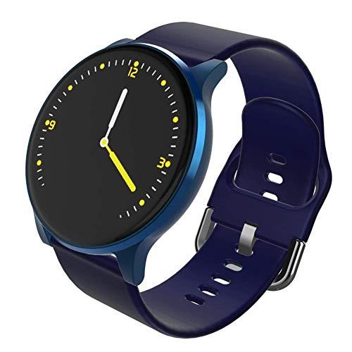 TIANYOU Ht06 Smart Watch, Reloj de Pulsera Impermeable Ip67, Monitor de Ritmo Cardíaco Actividad de Presión Arterial Tracker Smart Brazalet, para Hombres Y Mujeres Regalo de vacacio