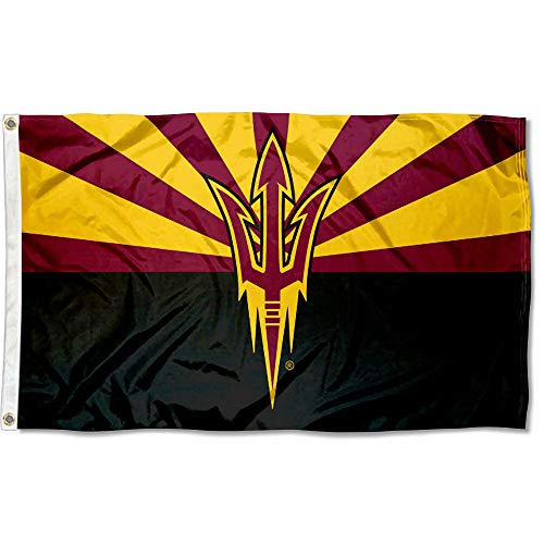 College Flags & Banners Co. Arizona State Sun Devils AZ State Design Flag