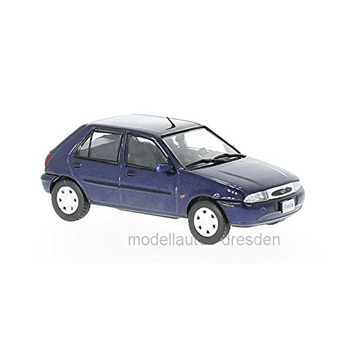 Whitebox WB262 Ford Fiesta MK IV blau metallic BJ 1996 Maßstab 1:43 Modellauto