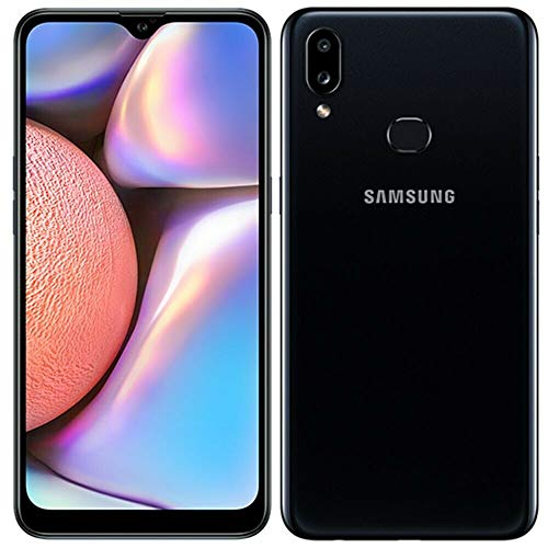 Samsung Galaxy A10s with Fingerp...