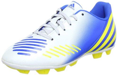 adidas Performance Predito LZ TRX HG J G64963, Jungen Fußballschuhe, Weiß (RUNNING WHITE FTW/VIVID YELLOW S13/PRIME BLUE S12), EU 35  (UK 35)