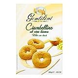 Gentilini Ciambelline Al Vino Bianco E Anice - 300 ml