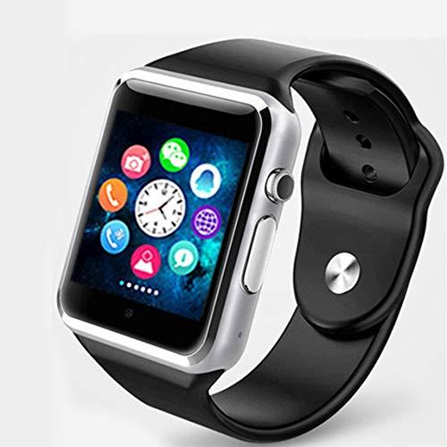 smartwatch a1 Zinniaya Smartwatch professionale A1 Orologio da polso 2G SIM TF Telefono GSM impermeabile SIM di grande capacità SMS per Android per iPhone
