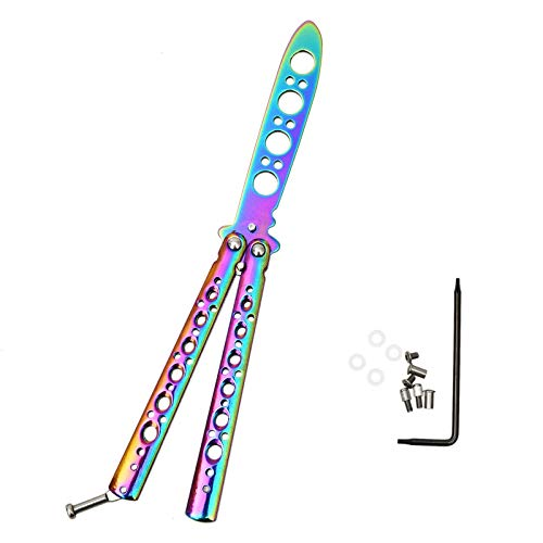 AQUEENLY Butterfly Knife Trainer