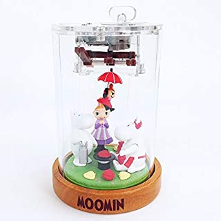 Moomin Puppet Music Box (What Happens Then?)