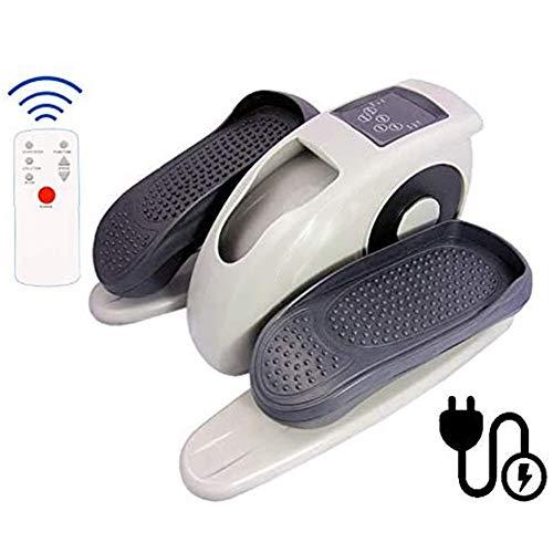 Elektrische Stepper, gewrichten en spieren, Ideaal voor Fitness Of revalidatie Gebruik met stoel, Bank, onder een bureau of terwijl u ontspant