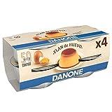Flan de Huevo Danone 4x100 g