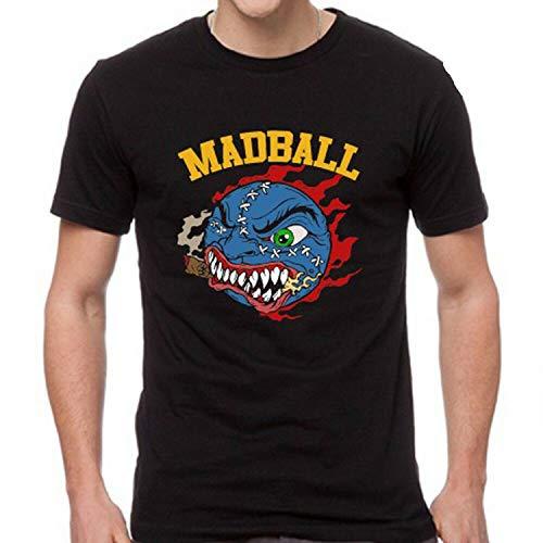 Madball Logo Punk Rock Band Men's Black T-Shirt Unisex,XL