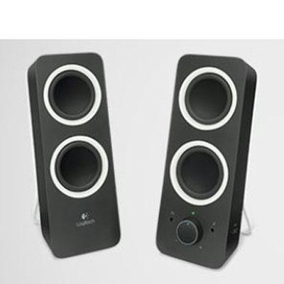 Z200 Multimedia Speakers, Black, Sold as 1 Each, 10PACK , Total 10...