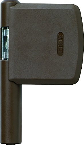ABUS 244872 Window Lock Type FAS101 Brown by ABUS