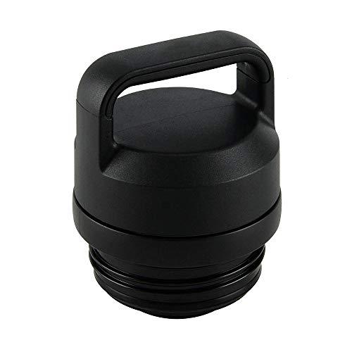 RESTO Lid Fits for YETI Rambler Water Bottle 12/18/26/36/64 oz Rambler Bottles YETI Rambler Accessories Lid with Handle Grip