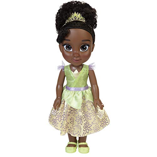"""Disney Princess My Friend Tiana Doll 14"""" Tall Includes Removable Outfit and Tiara"""