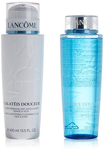 Lancôme Douceur Leche Limpiadora + Tónico Facial - 1 Pack