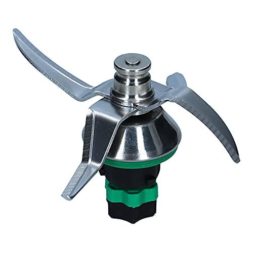 LUTH Premium Profi Parts - Couteau mélangeur 4 lames d'excellente qualité | Convient pour Vorwerk Thermomix TM 5 TM5