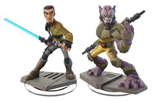 Disney Infinity 3.0 - Star Wars Rebels Bundle 2-Pack (Kanan / Zeb) Loose (Toy)