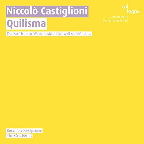 Tito Ceccherini & Ensemble Risognanze
