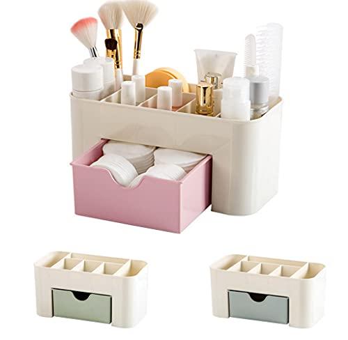 MAWOLY Organizer per Cosmetici Scatola di Gioielli Set Scatola Porta Gioielli Beauty Case di immagazzinaggio di A12