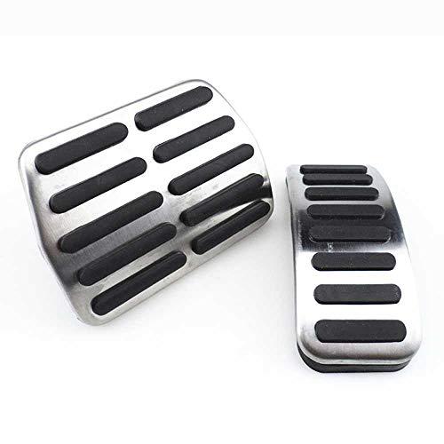 DANDELG Pedal de Freno de Coche, Apto para Volkswagen Jetta Polo Jetta MK4 Lavida Golf MK4, Apto para Skoda Fabia