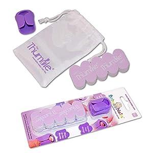 Baby Nails™ - La lima de uñas de bebé portátil - Set de cuidado de uñas para bebés - 0 meses +