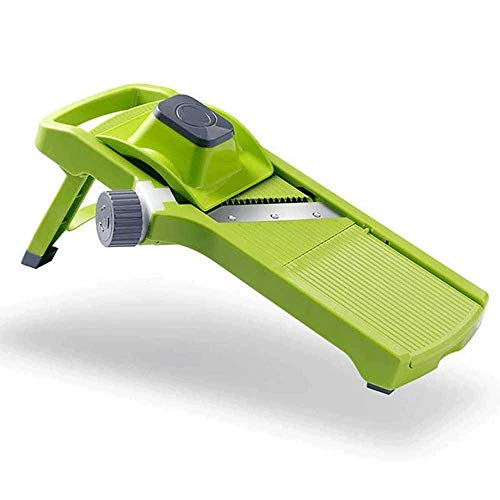 YIBOKANG Vegetable Cutter Grater Kitchen Accessories Mandoline Slicer Multi-Functional Interchangeable Blades Container Food Chopper Onion Cutter