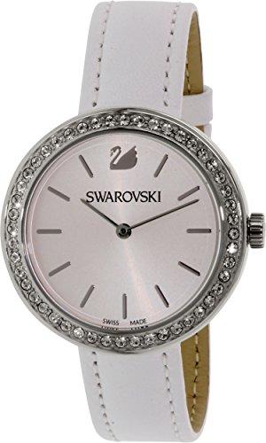 Swarovski Reloj analogico para Mujer de Cuarzo con Correa en Piel 5095603