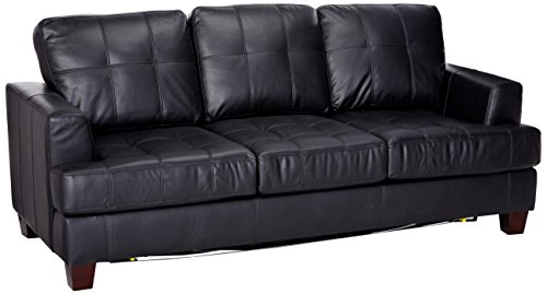 Samuel Sleeper Sofa Black