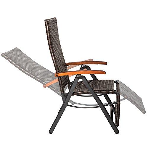 TecTake 800720 Relaxing Chair recliner mechanism