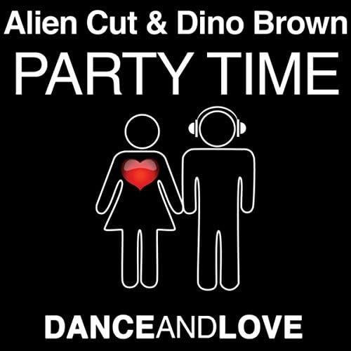 Alien Cut & Dino Brown
