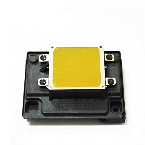 JRUIAN Accesorios de Impresora F190010 F190000 Druckkopf Druckkopf Compatible con Epson TX600FW BX600FW BX610FW B40W B42W T40W SX600FW SX610FW SX510W SX515W. (Color : Black and Colorful)