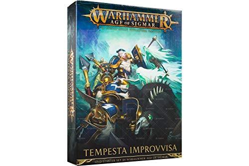Warhammer Age of Sigmar Tempesta Improvvisa - Italiano