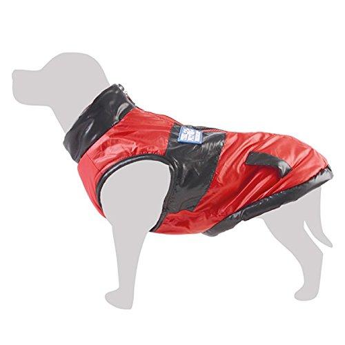 Arquivet 8435117801264 mantel, rood/zwart, 35 cm